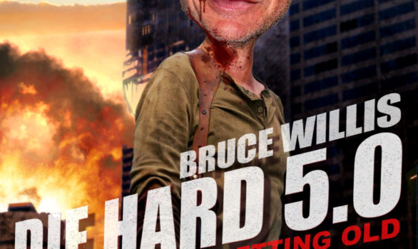 Bruce Willis Movie Spoof