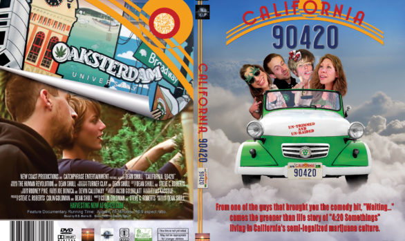California 90420 DVD Wrap