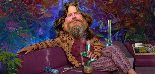 Jeff Bridges - The Dude