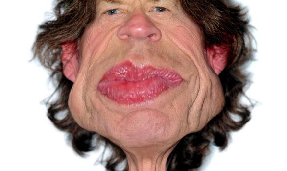 Mick Jagger II