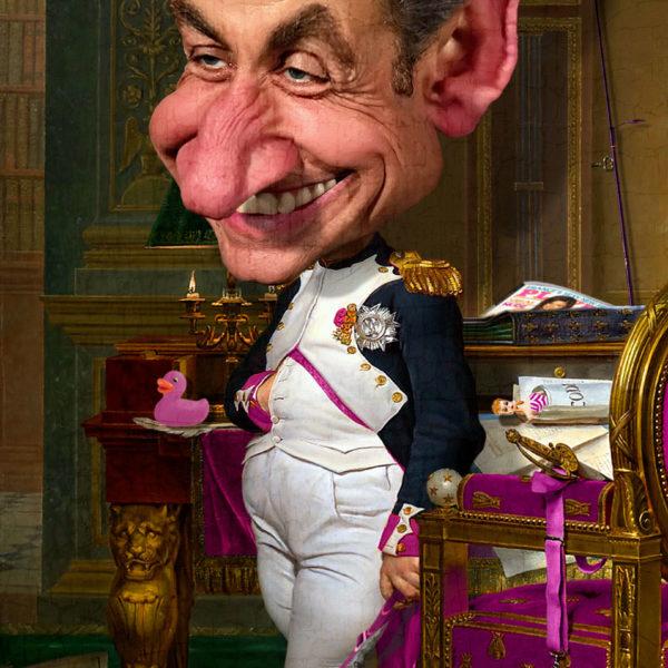 Napoleon Sarkozy