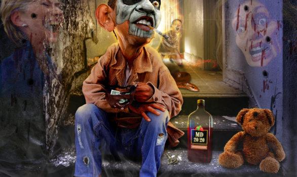 Obamas Nightmare