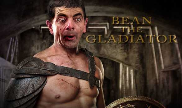 Bean The Gladiator