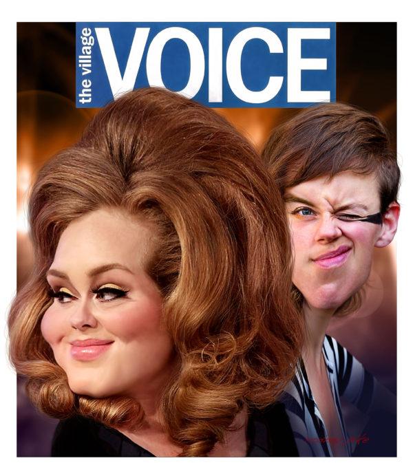 The Village Voice Cover