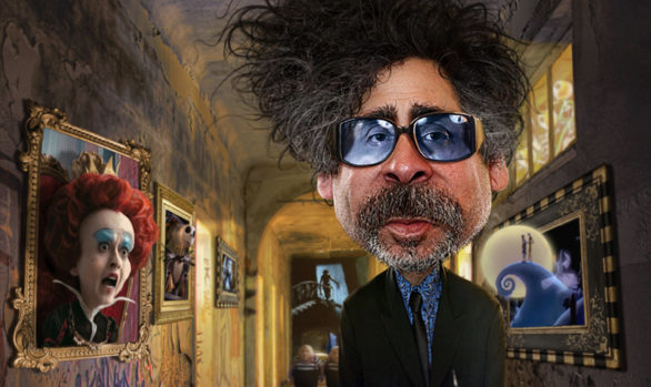Tim burton One Man Show