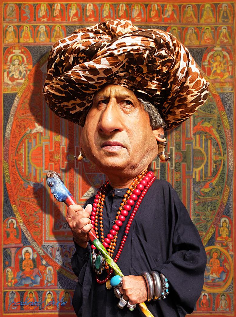Firoze Shakir Featured Artist