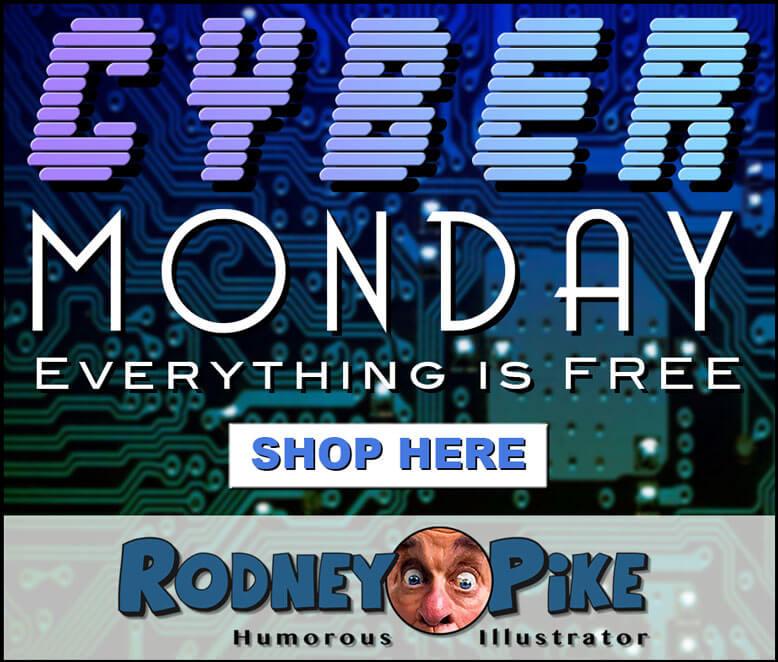 Cyber Monday Free Stuff
